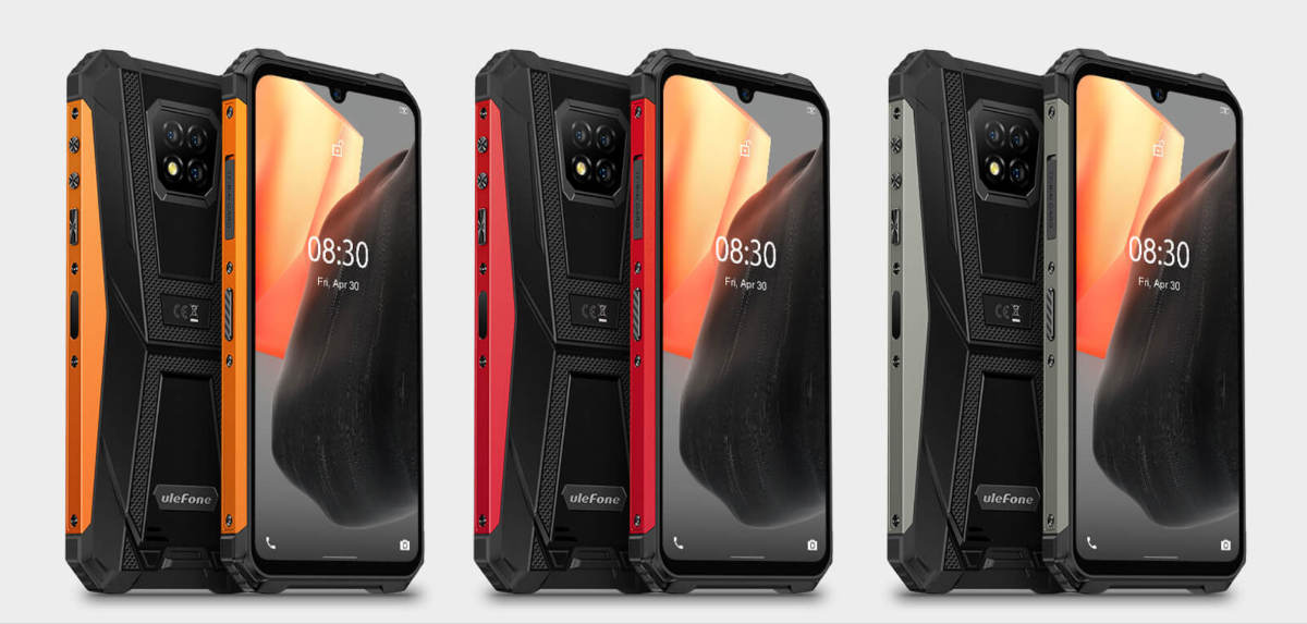 Ulefone Armor 8 Pro z Androidem 11 – nowy model teraz w najlepszych cenach