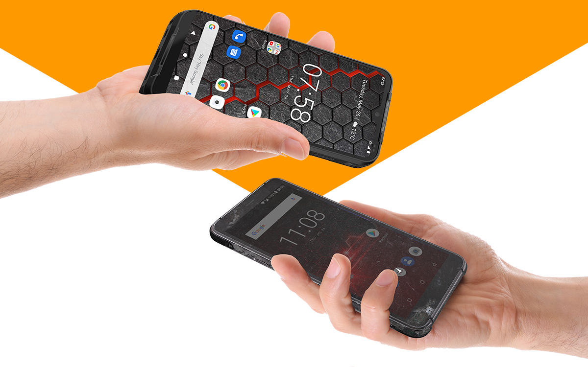 Reedycja akcji wymiany smartfonów Hammer. Oddasz każdego, możesz wybrać cztery